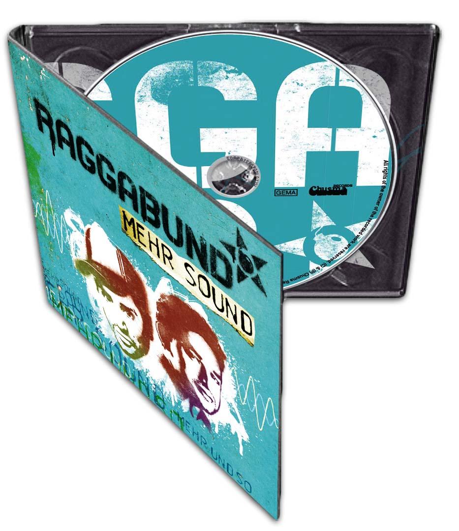 """Raggabund CD Album """"Mehr Sound"""""""