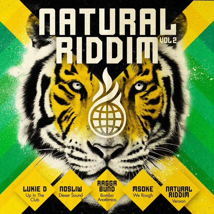 Natural Riddim Vol2