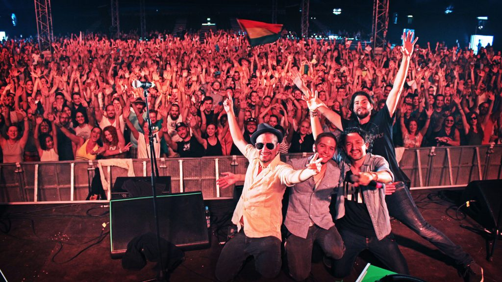 Raggabund at Tollwood-Summerjam, Munich 2017 (Foto: Thomas Nier)