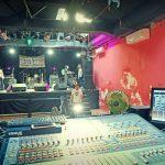 Soundcheck in Yugong Yishan (Foto: Leske)