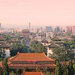 Walking in Beijing (Foto: Leske)