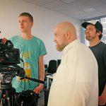 Philipp, André und Stefan von bShift Media (Foto: Leske)