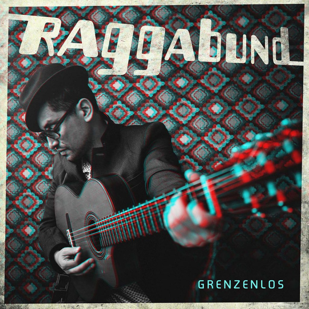 3D Anaglyph Cover - Grenzenlos